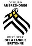 Logo OPLB Office Public de la Langue Bretonne Partenariat Charte Ya d'ar Brezhoneg