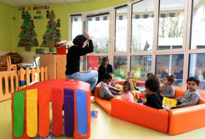 Activités au Multi-accueil Pinocchio de Guingamp