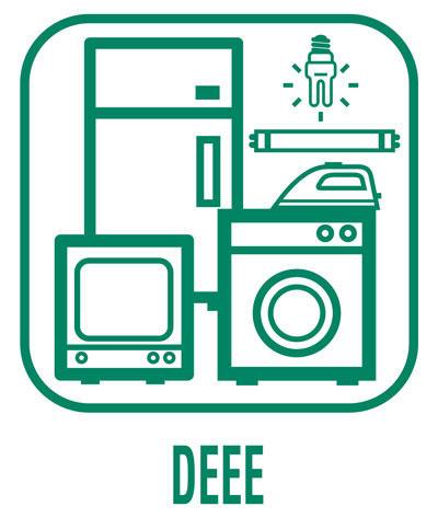 Pictogramme Déchets d'Equipements Electriques et Electroniques