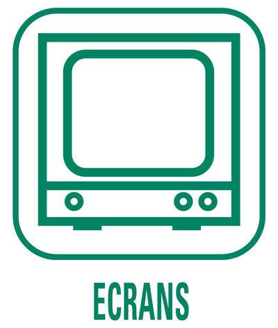 Pictogramme Ecrans