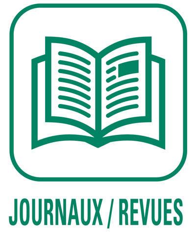 Pictogramme Journaux et revues