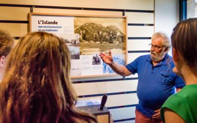 Milmarin, visite du musée Mémoire d'Islande