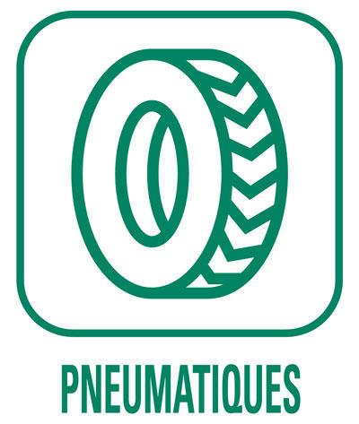 Pictogramme Pneumatiques