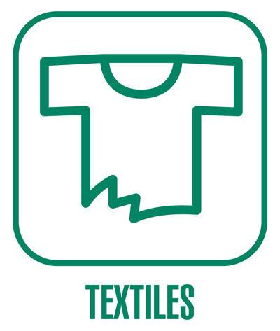 Pictogramme Textiles