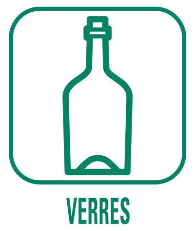 Pictogramme Verres