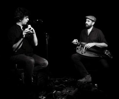 Bertolino et Le Gac en concert à La Sirène à Paimpol le 15 mai