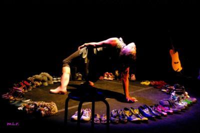 Juliette Kapla et Fabrice Vieira en spectacle à La Sirène à Paimpol le 7 février
