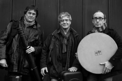 Octo Twin Trio en concert à La Sirène à Paimpol le 21 mars