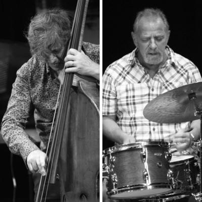 Michel Zénino et Bob Gullotti en concert à La Sirène à Paimpol le 11 janvier