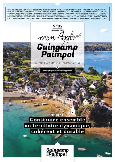 magazine agglomération guingamp paimpol