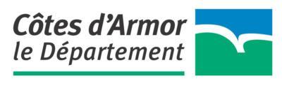 Logo Conseil Départemental des Côtes d'Armor