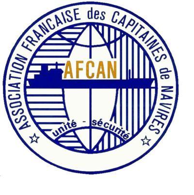 Logo de l'Association Française des Capitaines de Navires
