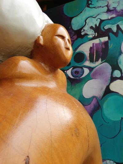 Exposition Sculptures & Peintures La Sirène