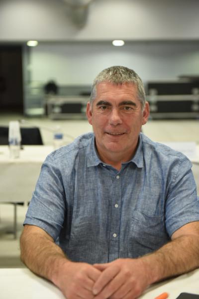 Christian Prigent, Vice-président de Guingamp-Paimpol Agglomération