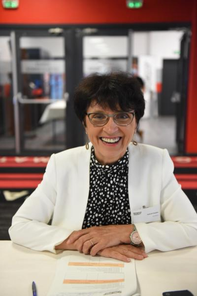 Claudine Guillou, Vice-présidente de Guingamp-Paimpol Agglomération
