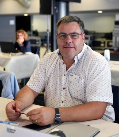 Hervé Rannou, Conseiller délégué de Guingamp-Paimpol Agglomération