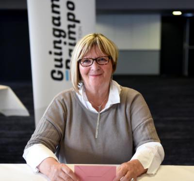 Josette Connan, Vice-présidente de Guingamp-Paimpol Agglomération