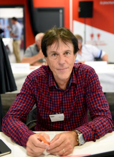 Christian Coail, Conseiller délégué de Guingamp-Paimpol Agglomération