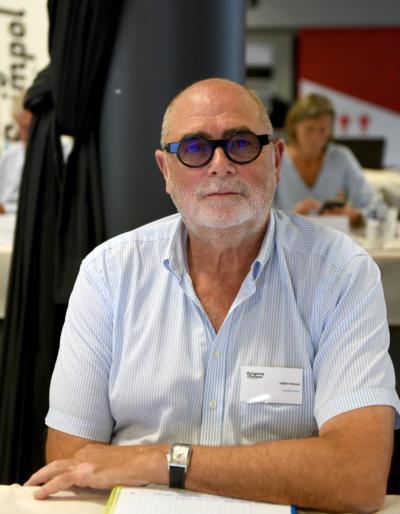 Richard Vibert, Vice-président de Guingamp-Paimpol Agglomération