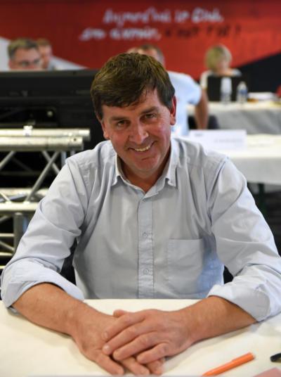 Guy Connan, Conseiller délégué de Guingamp-Paimpol Agglomération