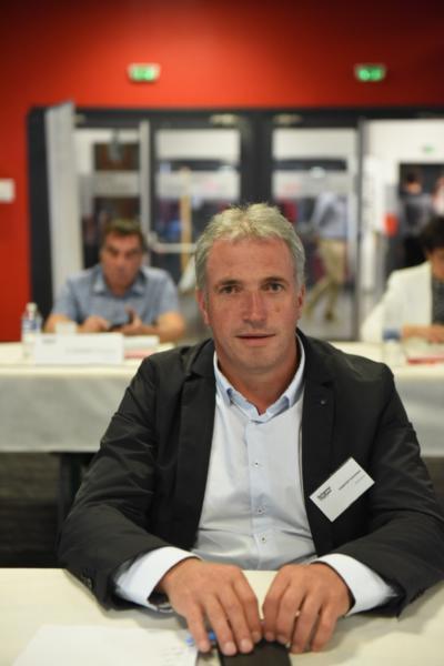 Dominique Pariscoat Vice-président de Guingamp-Paimpol Agglomération