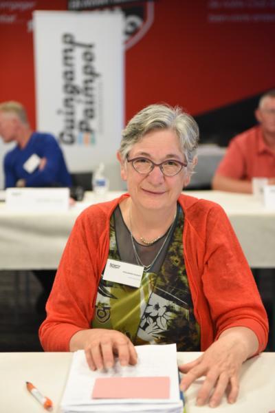 Elisabeth Puillandre, Vice-présidente de Guingamp-Paimpol Agglomération