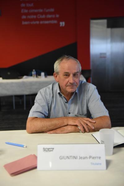 Jean-Pierre Guintini, Vice-président de Guingamp-Paimpol Agglomération