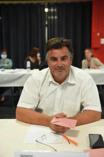 Vincent Clec'h, Vice-président de Guingamp-Paimpol Agglomération