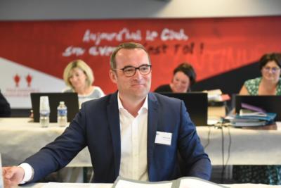 Vincent Le Meaux, Président de Guingamp-Paimpol Agglomération