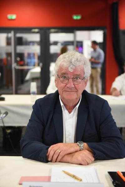 Yvon Le Moigne, Vice-président de Guingamp-Paimpol Agglomération