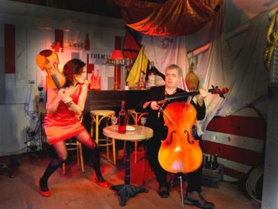 Concert Le Normand et Ronan Pinc