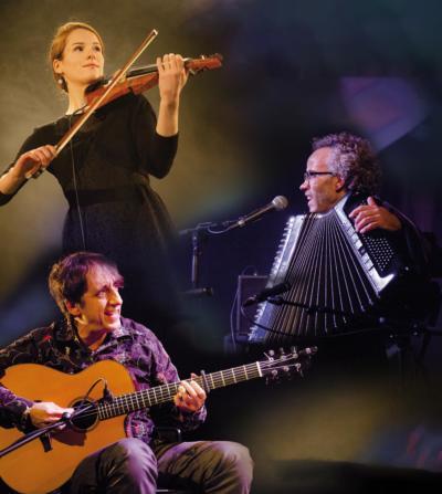 Concert Trio Elbasan au Centre Culturel La Sirène à Paimpol