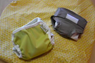 kit naissances avec 2 couches lavables